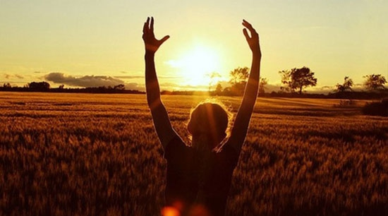 以简单的心看待生命,不把生活复杂化