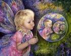 愿你不断经由内在喜悦与美妙,创造无限丰富的新奇世界!