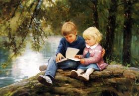 书香溢满的家,幸福长久青睐